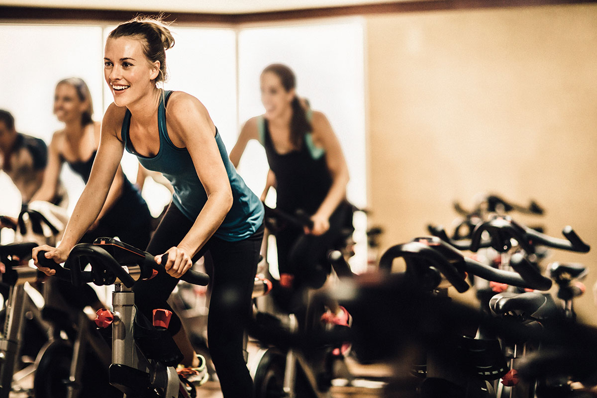 Indoor Cycling Instructor Life Time Academy