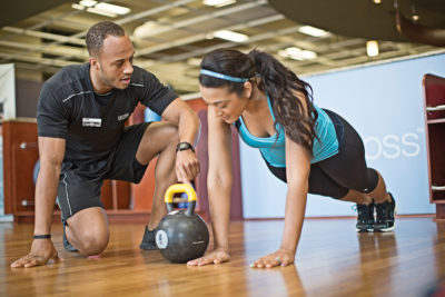 Premier Personal Trainer Course starts today!